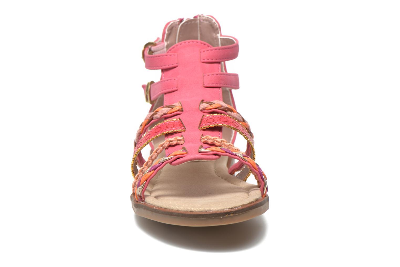 Sandalias I Love Shoes Tina Rosa vista del modelo