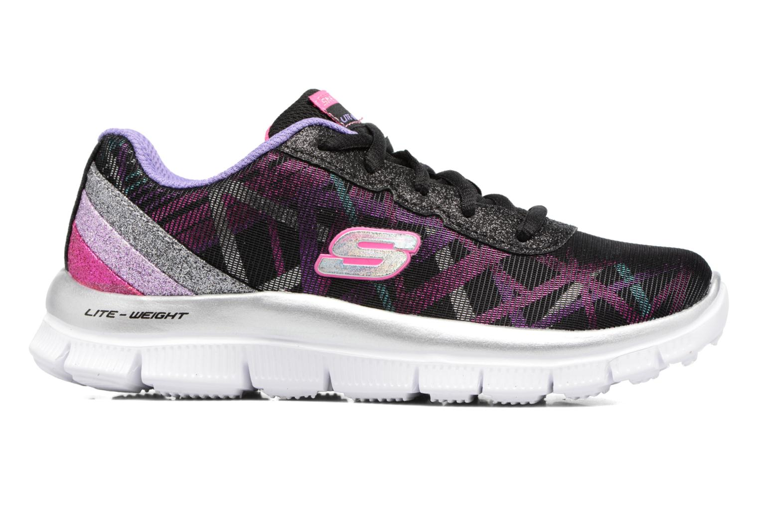 Trainers Skechers Skech Appeal Black back view