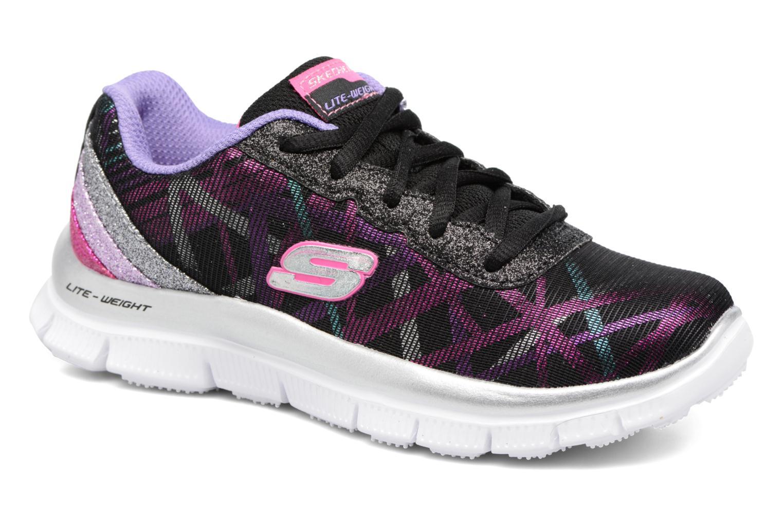 Sneakers Skechers Skech Appeal Sort detaljeret billede af skoene
