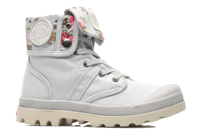 Bottines et boots Palladium Baggy Twl K Gris vue derrière
