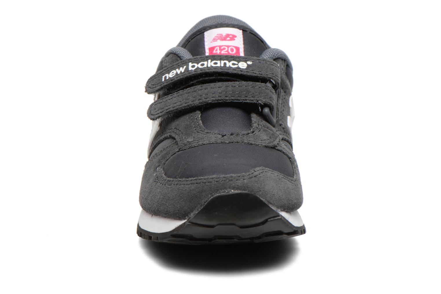 Trainers New Balance KE420 J Grey model view