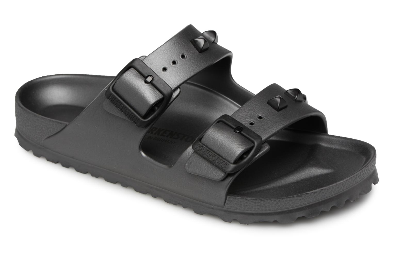 Grandes descuentos últimos zapatos Birkenstock Arizona EVA W (Gris) - Zuecos Descuento