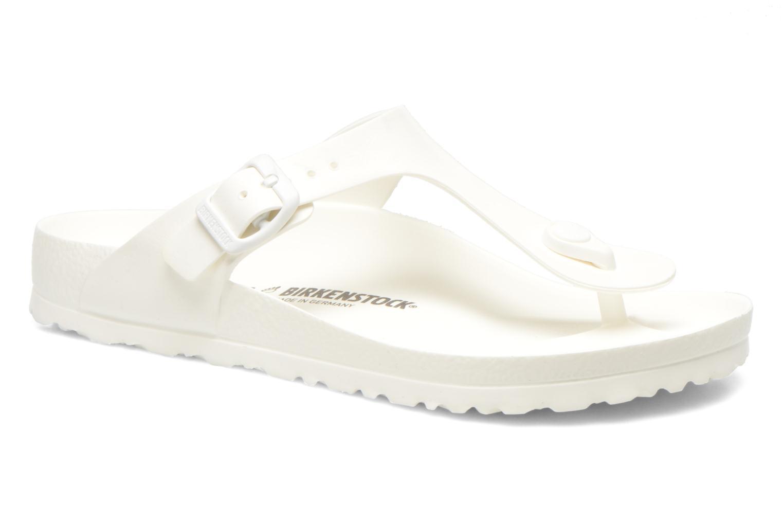 Birkenstock Gizeh EVA W (Blanc) - Sandales et nu-pieds chez Sarenza (218045)