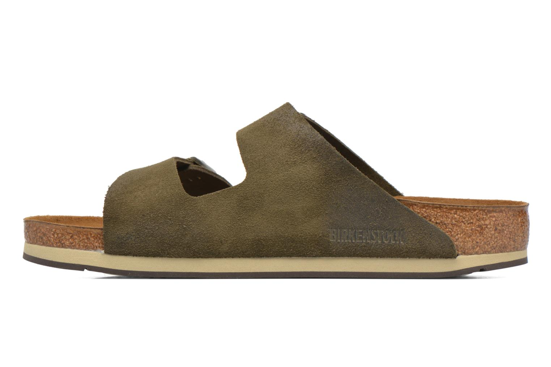 Sandales et nu-pieds Birkenstock Arizona EVA M Vert vue face