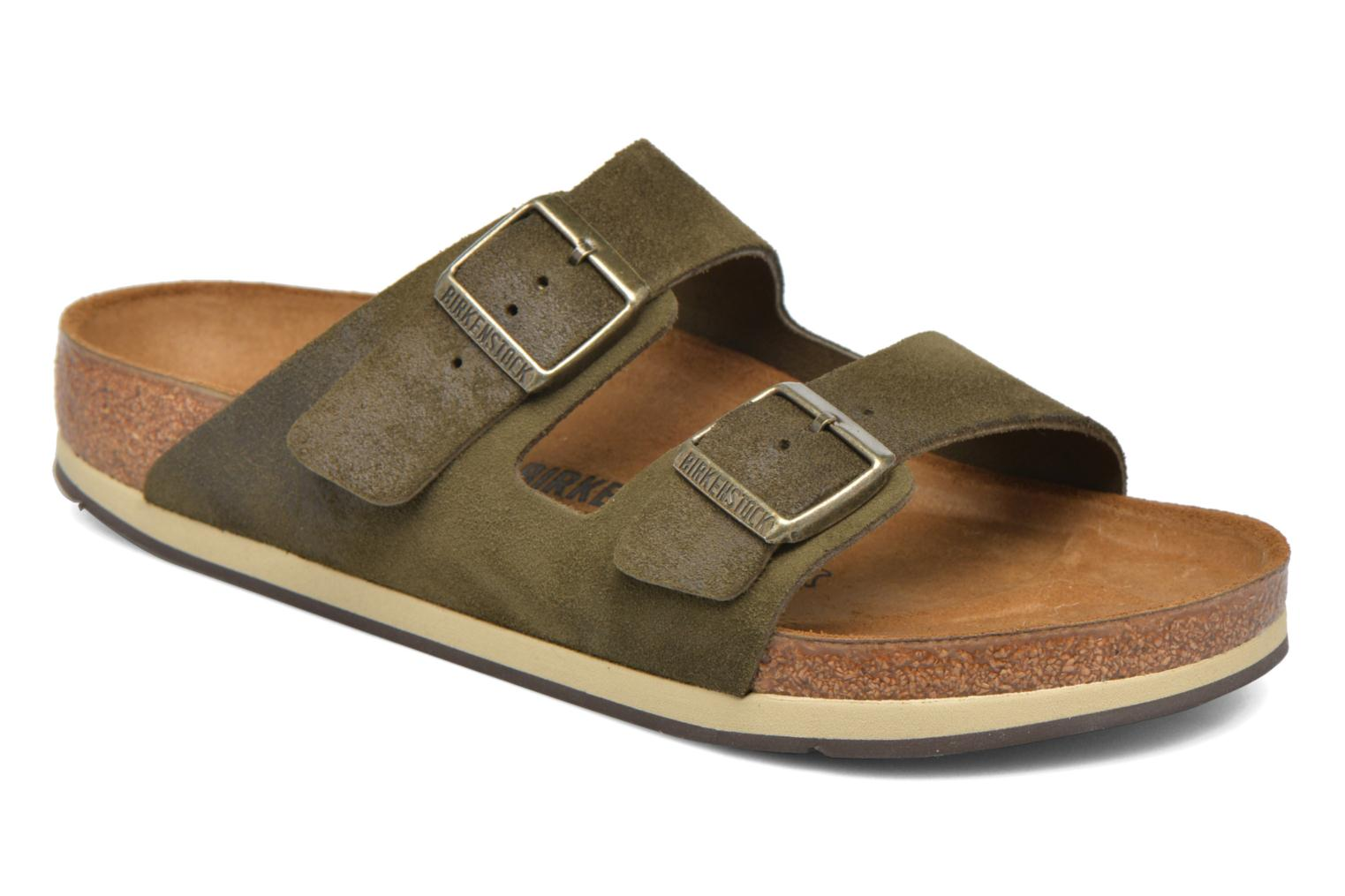 Arizona EVA M Olive Finish (Semelle Softy Comfort)