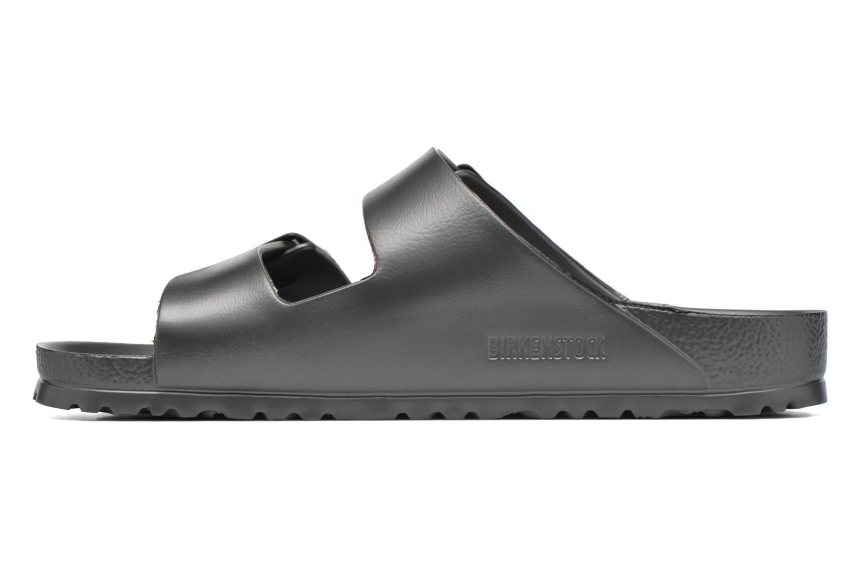 Sandales et nu-pieds Birkenstock Arizona EVA M Gris vue face