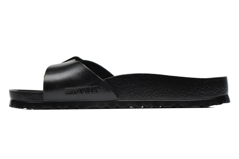 Sandales et nu-pieds Birkenstock Madrid EVA M Noir vue face