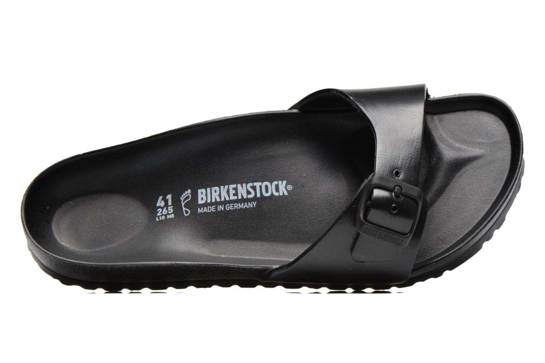 Sandales et nu-pieds Birkenstock Madrid EVA M Noir vue gauche
