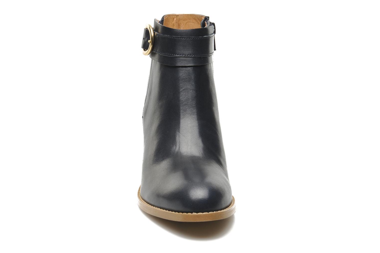 Bottines et boots Georgia Rose Eperdrix Bleu vue portées chaussures