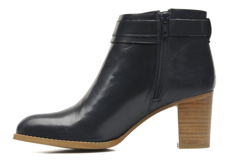 Bottines et boots Georgia Rose Eperdrix Bleu vue face