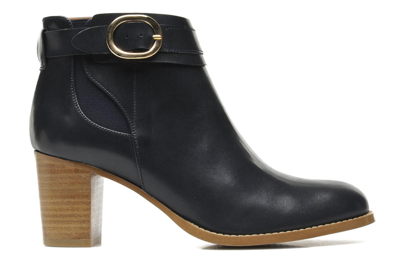 Bottines et boots Georgia Rose Eperdrix Bleu vue derrière
