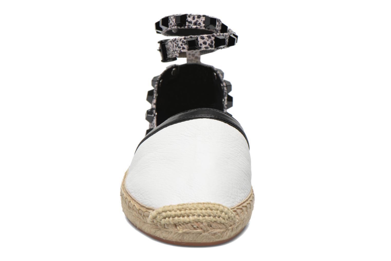 Espadrilles Rebecca Minkoff Gilles Multicolore vue portées chaussures