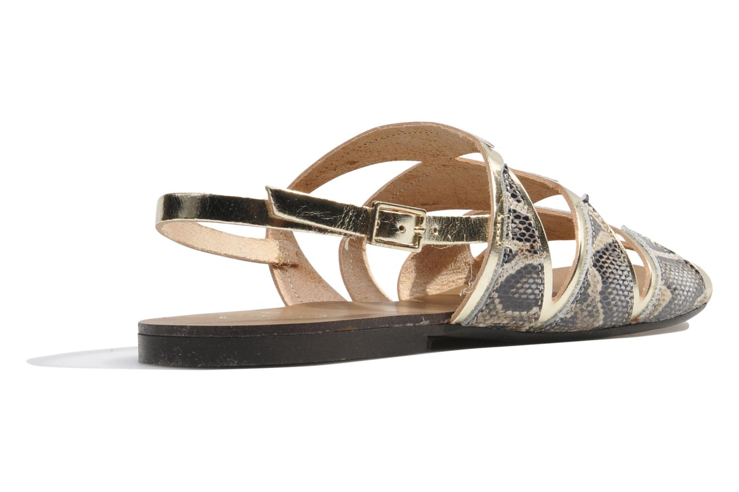 Sandals Made by SARENZA Nairobi #1 Multicolor front view