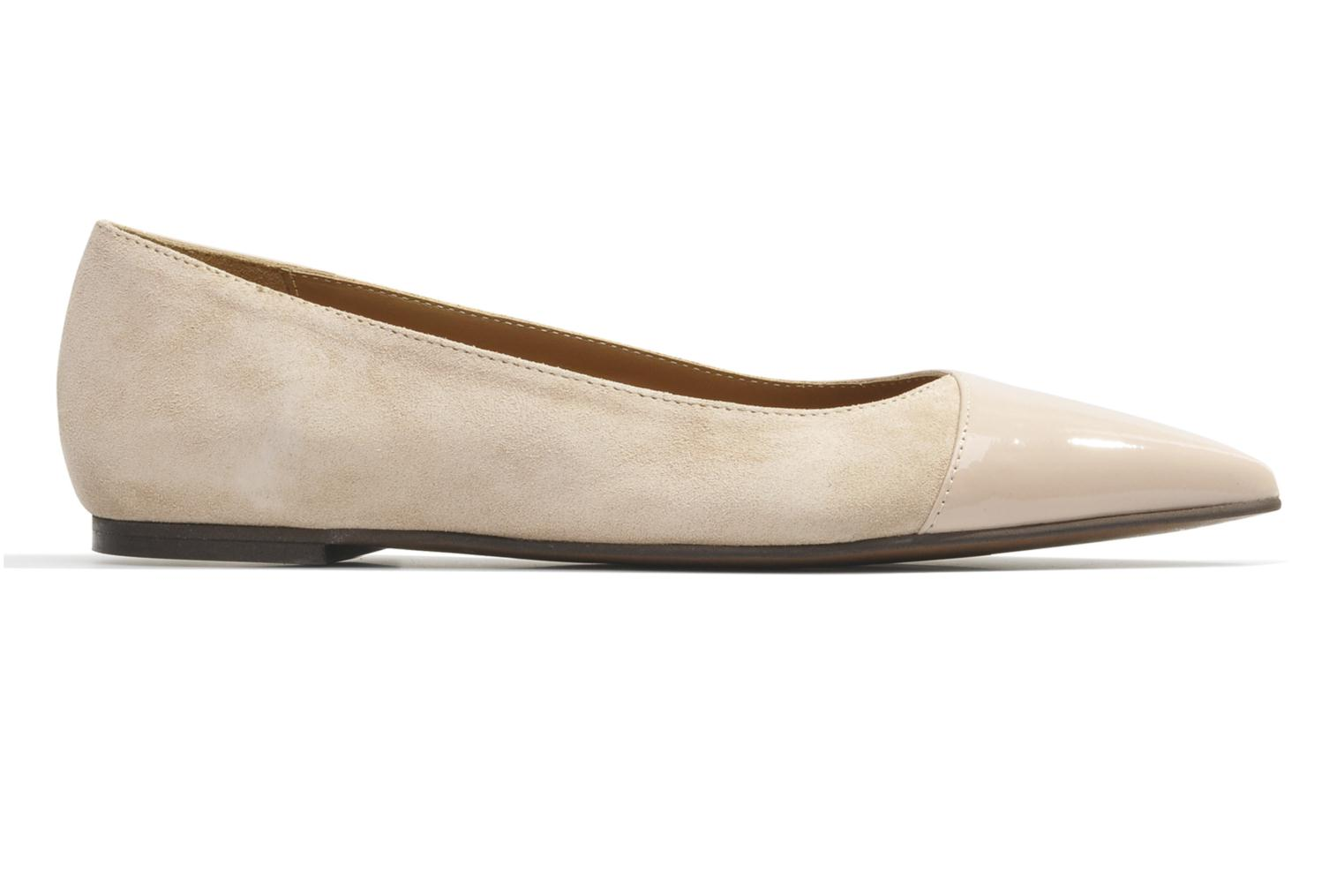 Ballet pumps Made by SARENZA Roudoudou #14 Beige detailed view/ Pair view
