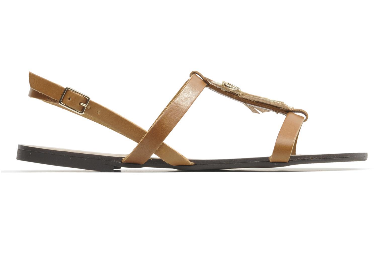 Sandales et nu-pieds Made by SARENZA Nairobi #5 Marron vue droite