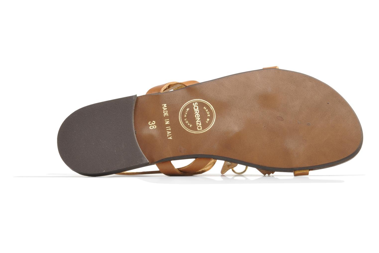 Sandalen Made by SARENZA Nairobi #5 Bruin boven