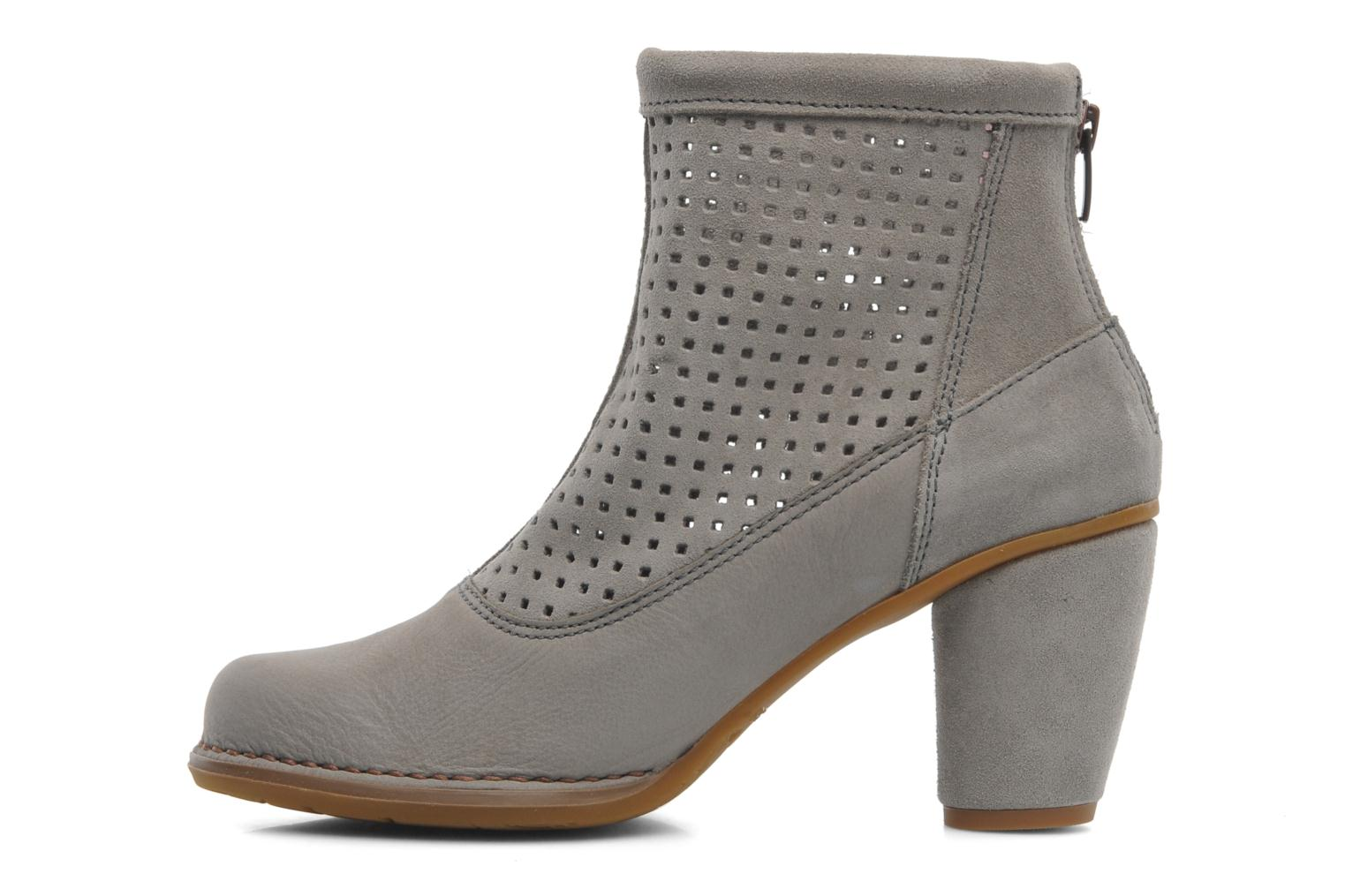 Ankle boots El Naturalista Colibri N467 Grey front view