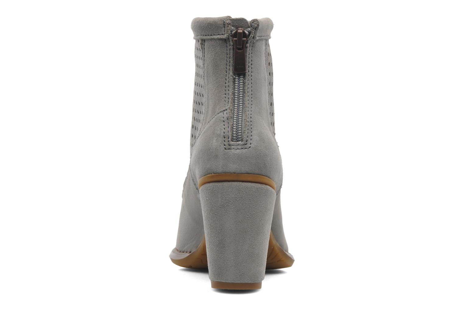 Ankle boots El Naturalista Colibri N467 Grey view from the right