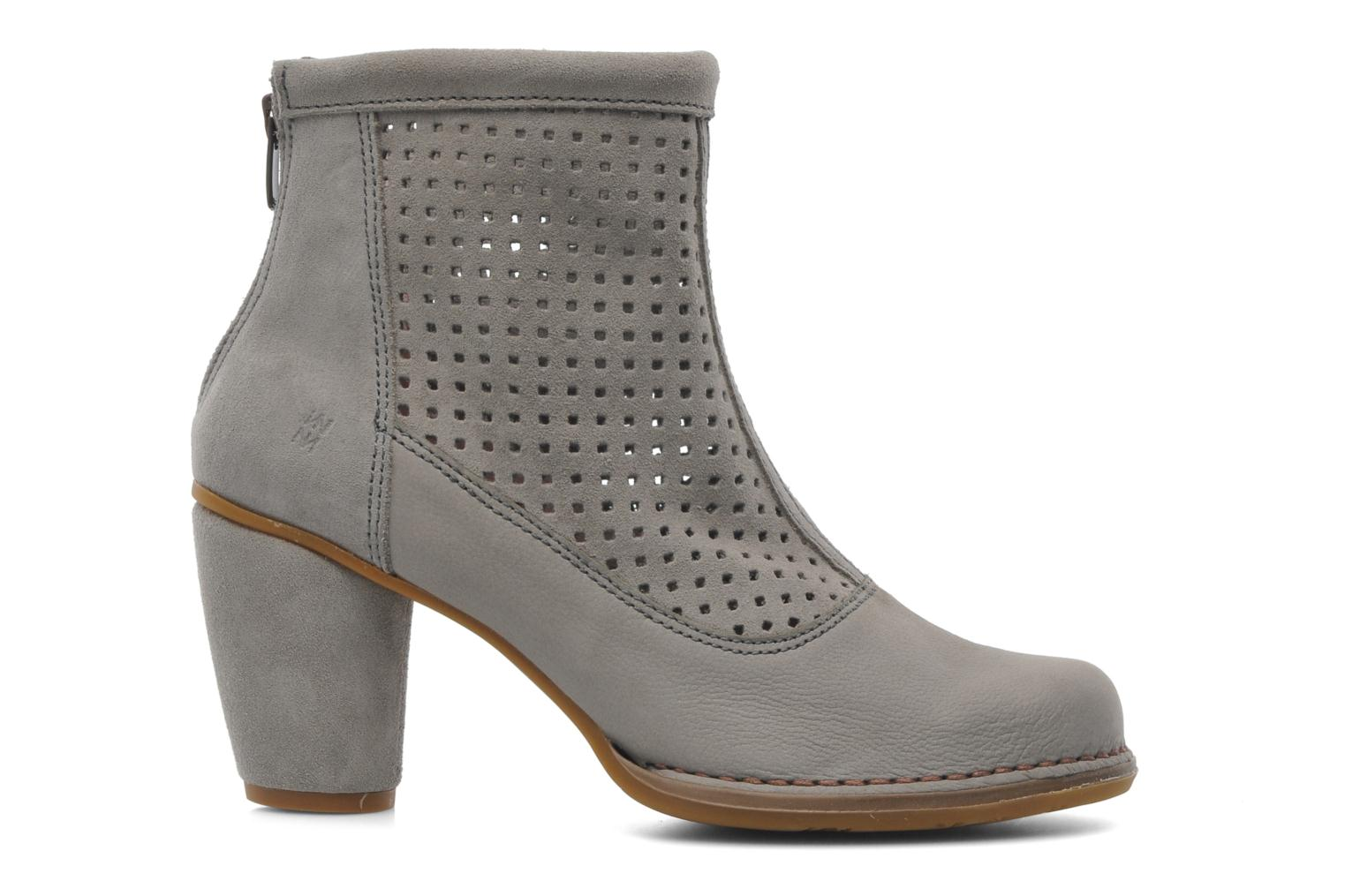 Ankle boots El Naturalista Colibri N467 Grey back view