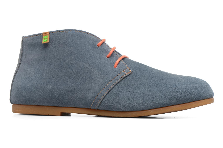 Chaussures à lacets El Naturalista Croche N949 Bleu vue derrière