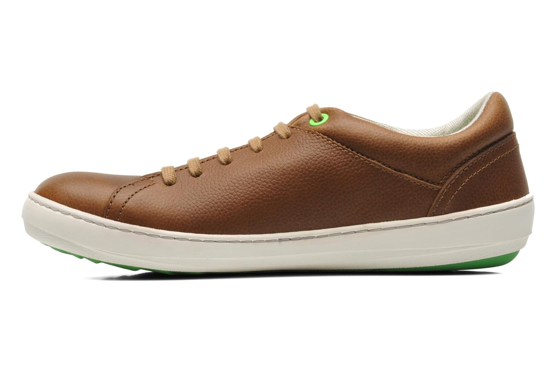 Sneakers El Naturalista Meteo N206 Bruin voorkant