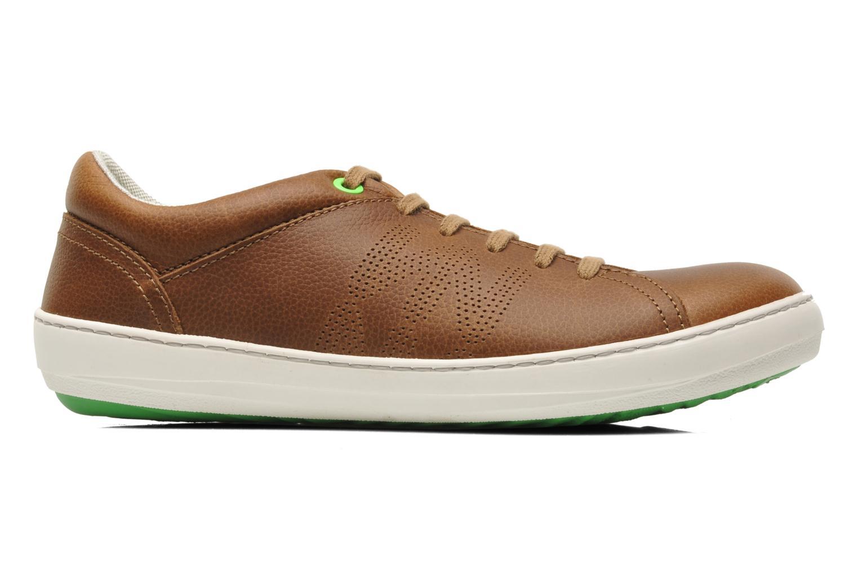 Sneakers El Naturalista Meteo N206 Bruin achterkant