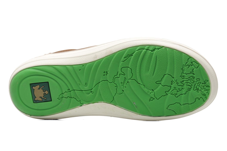Sneakers El Naturalista Meteo N206 Bruin boven