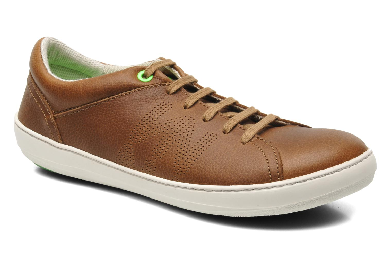 Sneakers El Naturalista Meteo N206 Bruin detail