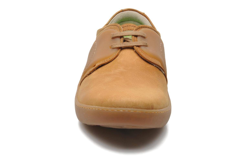 Chaussures à lacets El Naturalista Wave NC81 Marron vue portées chaussures