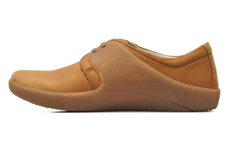 Chaussures à lacets El Naturalista Wave NC81 Marron vue face
