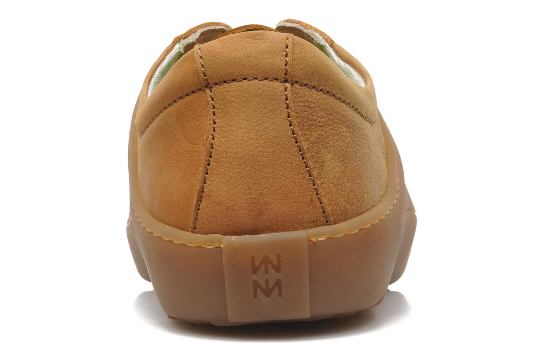 Chaussures à lacets El Naturalista Wave NC81 Marron vue droite
