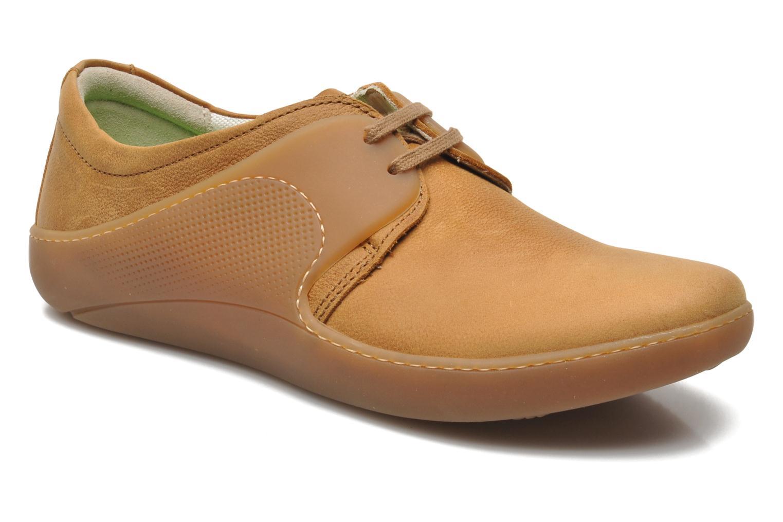 Chaussures à lacets El Naturalista Wave NC81 Marron vue détail/paire