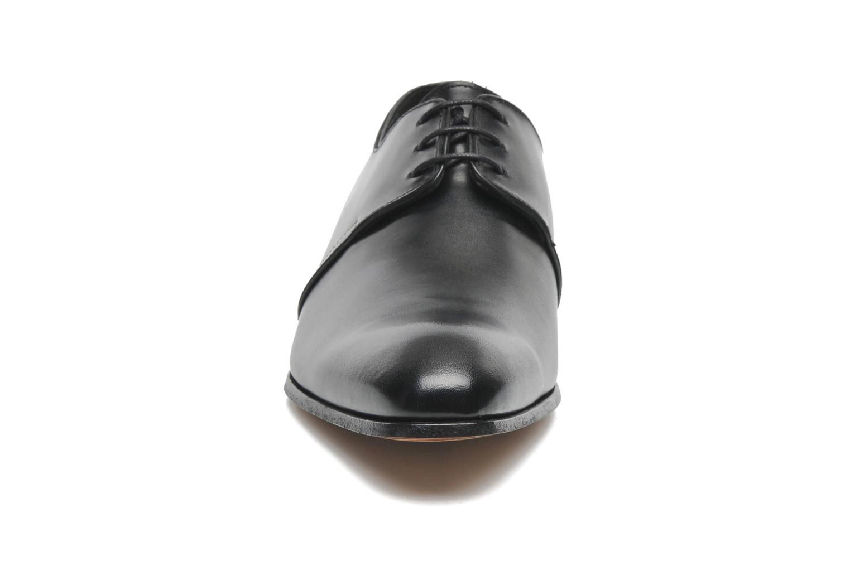 Zapatos con cordones Marvin&Co Pourlavie Negro vista del modelo