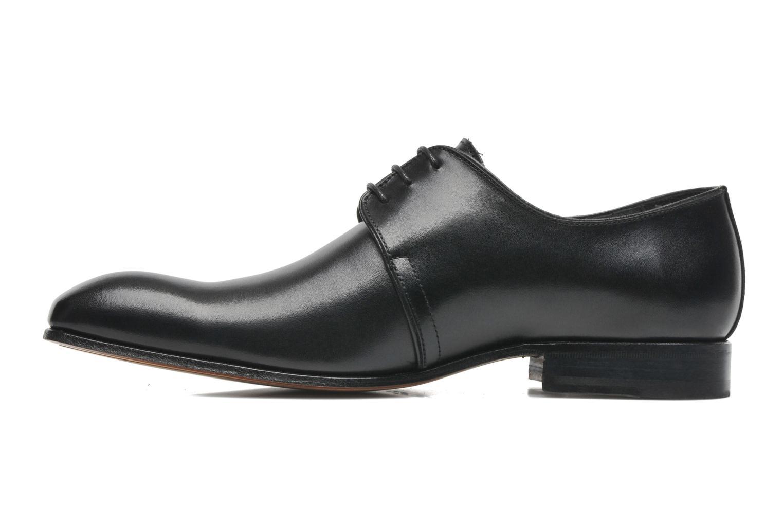 Chaussures à lacets Marvin&Co Pourlavie Noir vue face