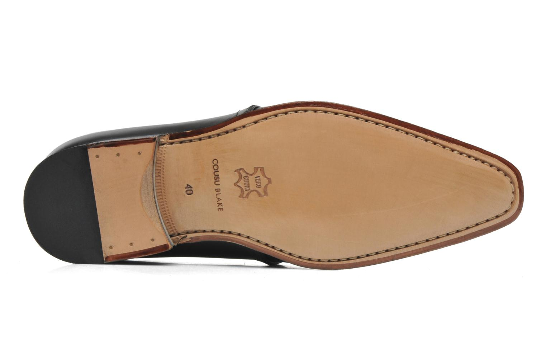 Chaussures à lacets Marvin&Co Pourlavie Noir vue haut