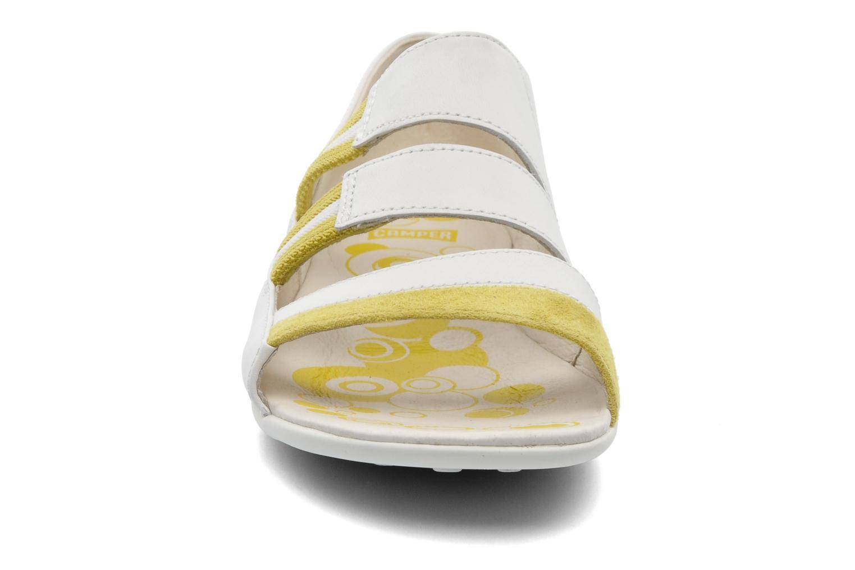 Sandales et nu-pieds Camper Peu Circuit 22114 Multicolore vue portées chaussures
