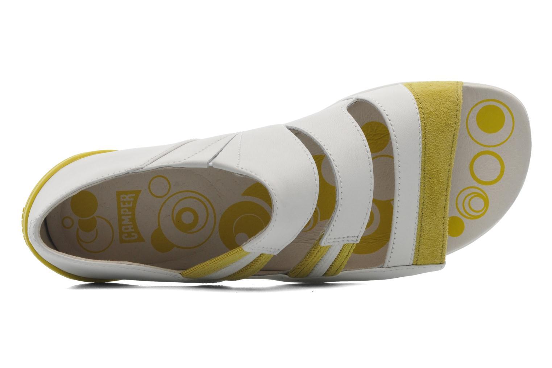 Sandales et nu-pieds Camper Peu Circuit 22114 Multicolore vue gauche