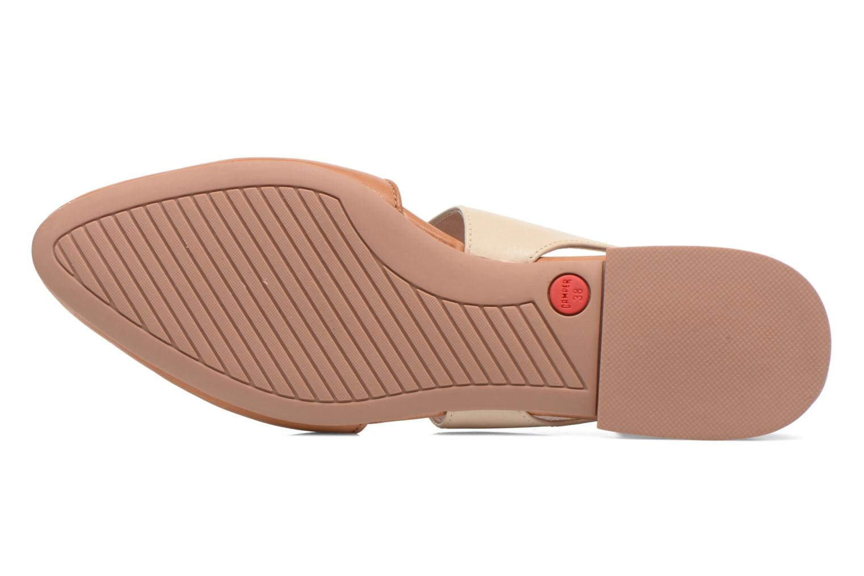 Sandales et nu-pieds Camper Isadora 22561 Beige vue haut