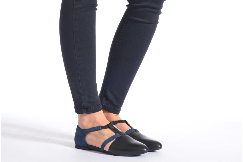Sandales et nu-pieds Camper Isadora 22563 Bleu vue bas / vue portée sac