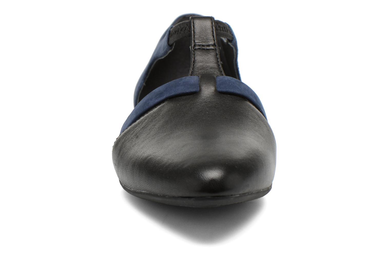 Sandales et nu-pieds Camper Isadora 22563 Bleu vue portées chaussures