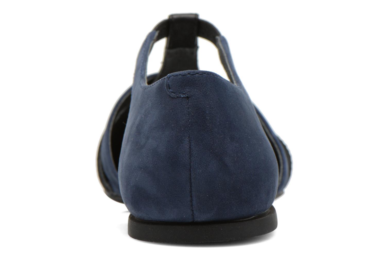 Sandales et nu-pieds Camper Isadora 22563 Bleu vue droite