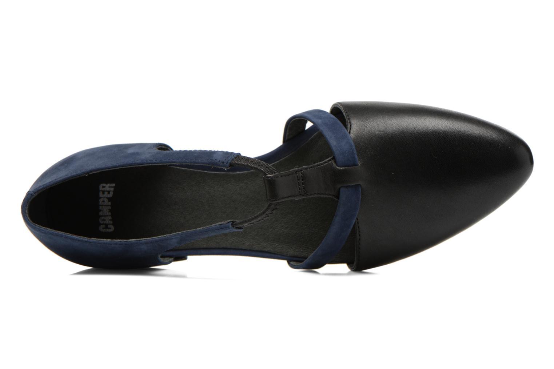 Sandales et nu-pieds Camper Isadora 22563 Bleu vue gauche