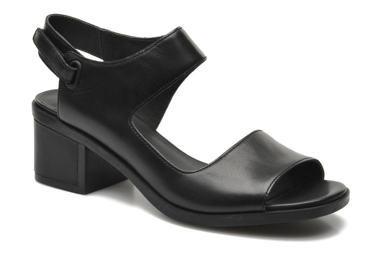 Sandales et nu-pieds Camper Maude 22527 Noir vue détail/paire