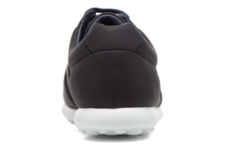 Sneaker Camper Pelotas XL 18978 blau ansicht von rechts