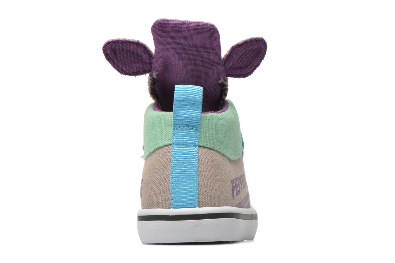 Delta Mid Animal Grey/Blue/Purple/Mint