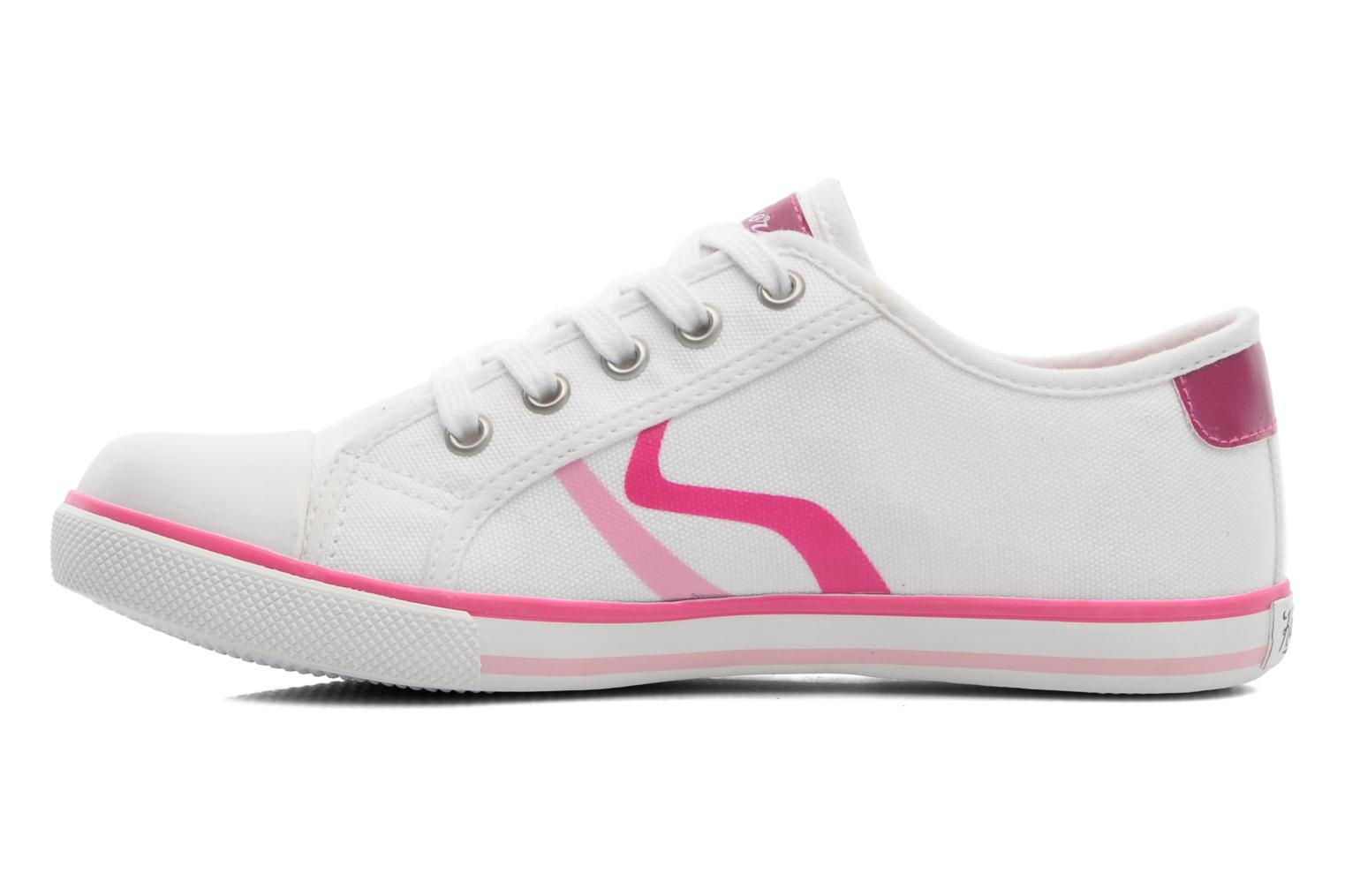 Trainers Kaporal Snap White front view