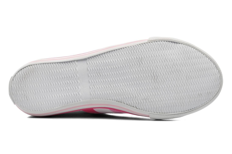 Sneaker Kaporal Snap weiß ansicht von oben