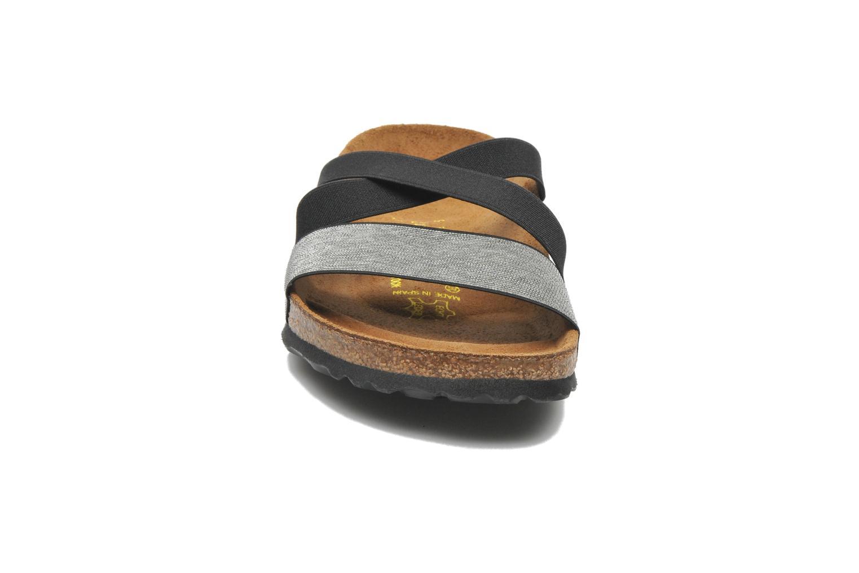 Clogs & Pantoletten Papillio Cosma Textile schwarz schuhe getragen