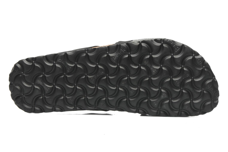 Clogs & Pantoletten Papillio Cosma Textile schwarz ansicht von oben
