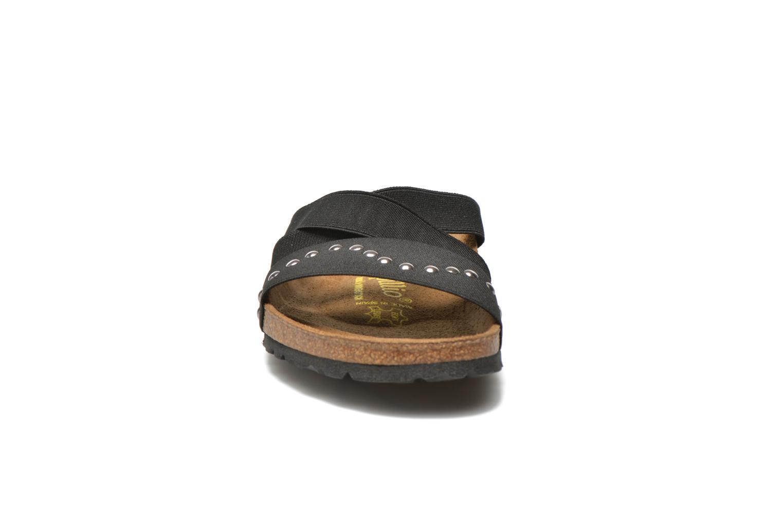 Mules & clogs Papillio Cosma Textile Black model view